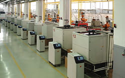 industrial injection presses