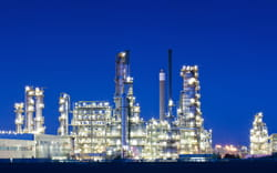 chemical industry process heating and controls