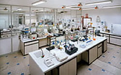 laboratory equipment heating and controls