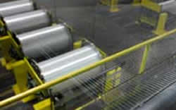 synthetic fiber production heating and controls