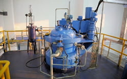 chemical reactor process heating and controls