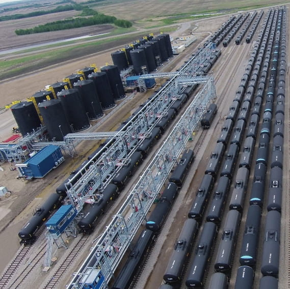 Case Study - Crude Oil in Rail Cars