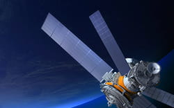 satellite aerospace heating and controls