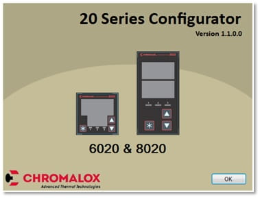 20 Series Configurator upload