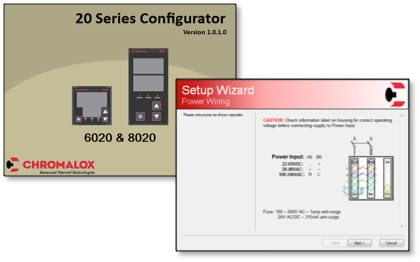 20 Series Configuration Software