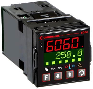 1/16 DIN Temperature & Process Controller