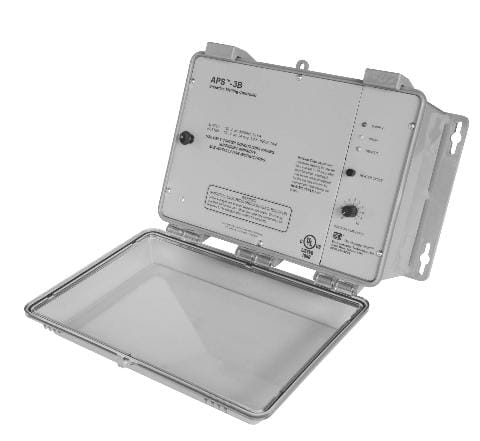 chromalox aps automatic snow ice melting system controller
