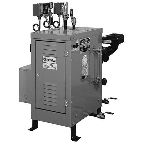 Electric Steam Boiler ~ Medium pressure vertical steam boiler
