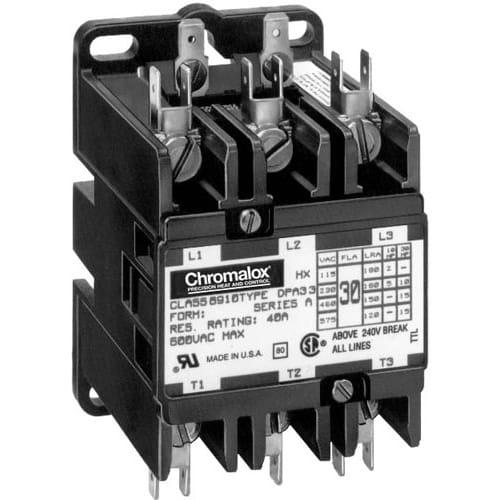 chromalox Definite Purpose Magnetic Contactor