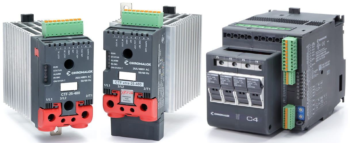 Advanced SCR Power Controllers Group