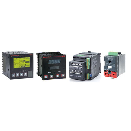 Chromalox Temperature and Power Controllers Group