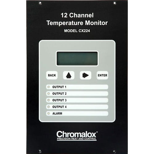 CX224 12 Channel Temperature Monitor