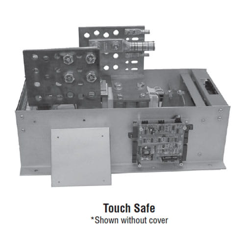 MaxPac 1 Power Controller Touch Safe
