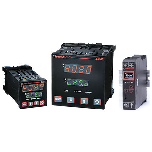 Chromalox Safety Limit Controllers Group
