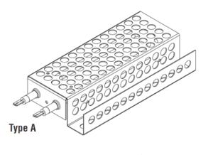 TEH Tubular Enclosure and Switchgear Heaters