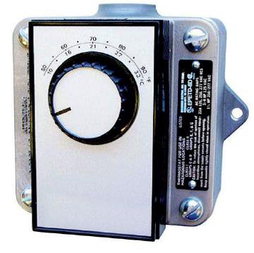 EPETD-8D Explosion Proof Room Thermostat