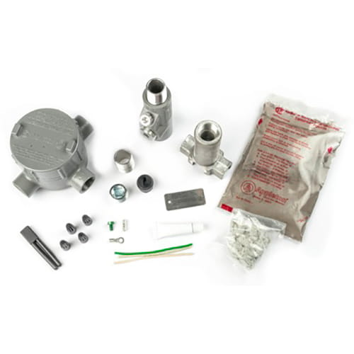 Hazardous Location Power Connection Kit 02