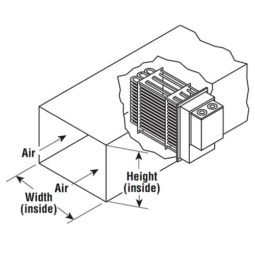 ADH Series High Temperature Air Duct Heaters 02