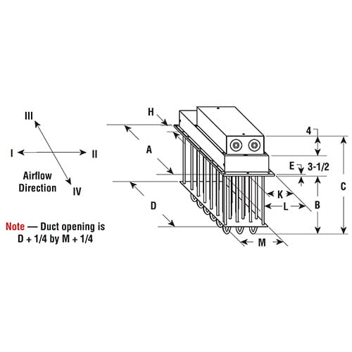 ADH Series High Temperature Air Duct Heaters 03