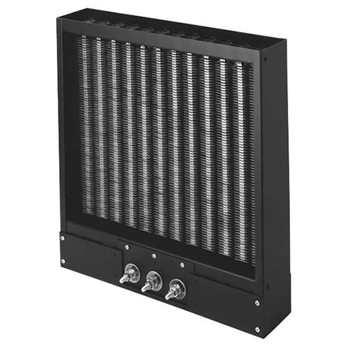 CAB & CABB Low Temperature Air Duct Heaters 01