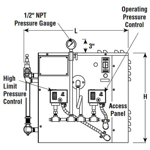 Special Process & OEM Steam Boiler