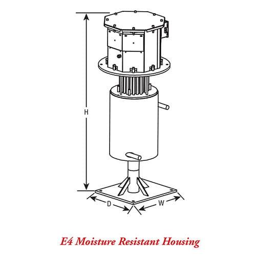 CCX High Pressure Steam/Air/Gas and Corrosive Solution