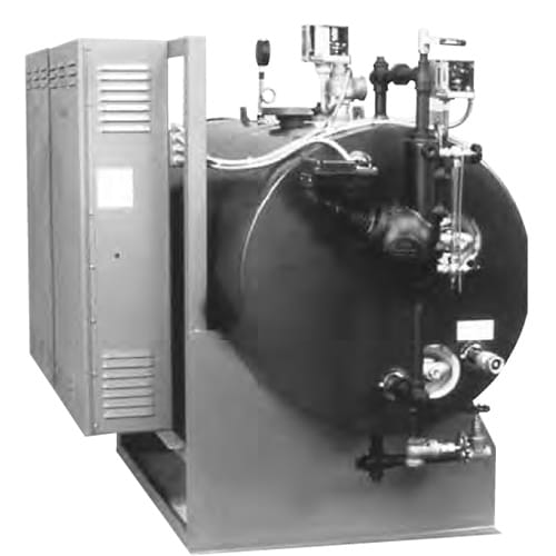 High Capacity Horizontal Steam Boiler - CHS<br />