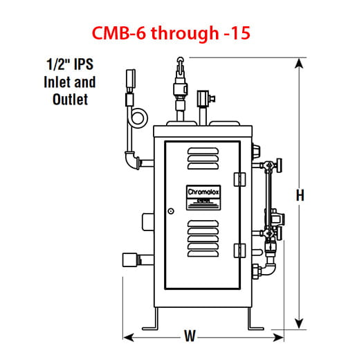 Compact Steam Boiler