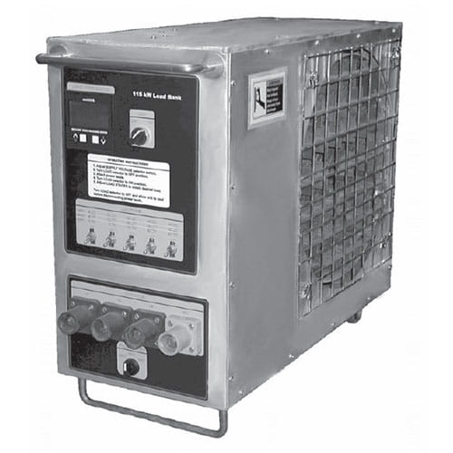 Chromalox Portable Load Bank Energy Dissipation Units