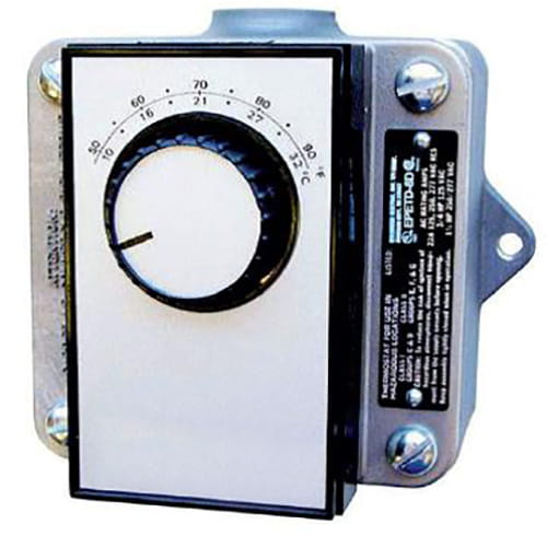 EPETD-8D Explosion Proof Room Thermostat 01