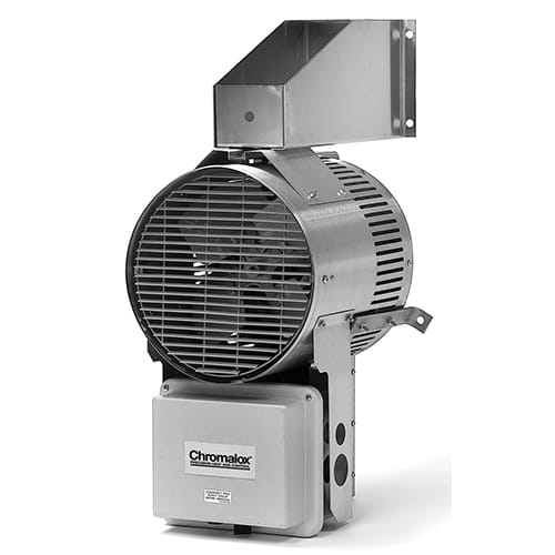 HD3D Hose Down Corrosion Resistant Blower Heater 01