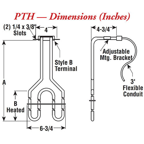 PTH Side Mount Metal Sheath Heaters 05