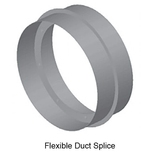 SDRA Flexible Duct Splice