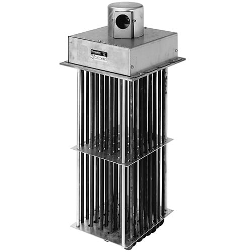 TDH Medium Temperature Air Duct Heater 01