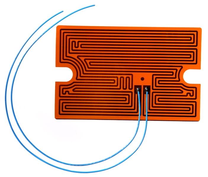 kapton flexible heater