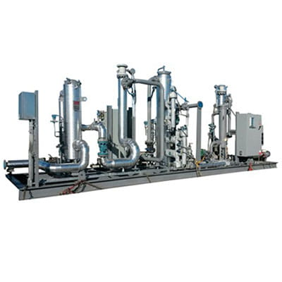 Package Process Skid