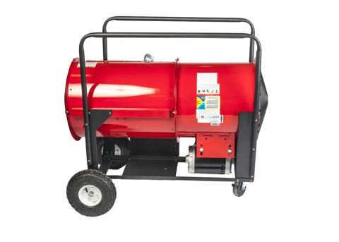 Portable High Temperature Blower Heater