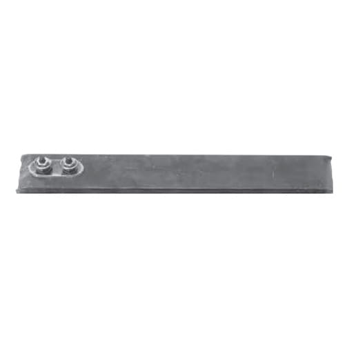 "1-11/16"" Wide Two Terminals, One End Strip Heater"
