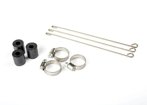 Downspout Hanger Kit for Heat Trace Cable