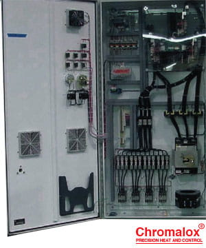Custom Solutions CES power control 222kw