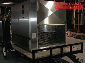 Custom Solutions CES load bank 800kw