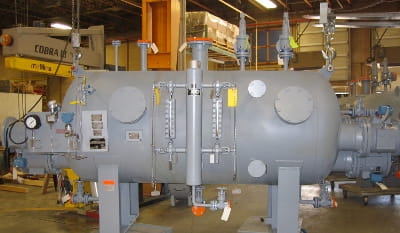 Medium Voltage Boiler Image
