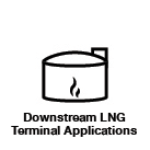 Downstream LNG Terminal Applications ICON