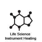 Life Science Instrument Heating