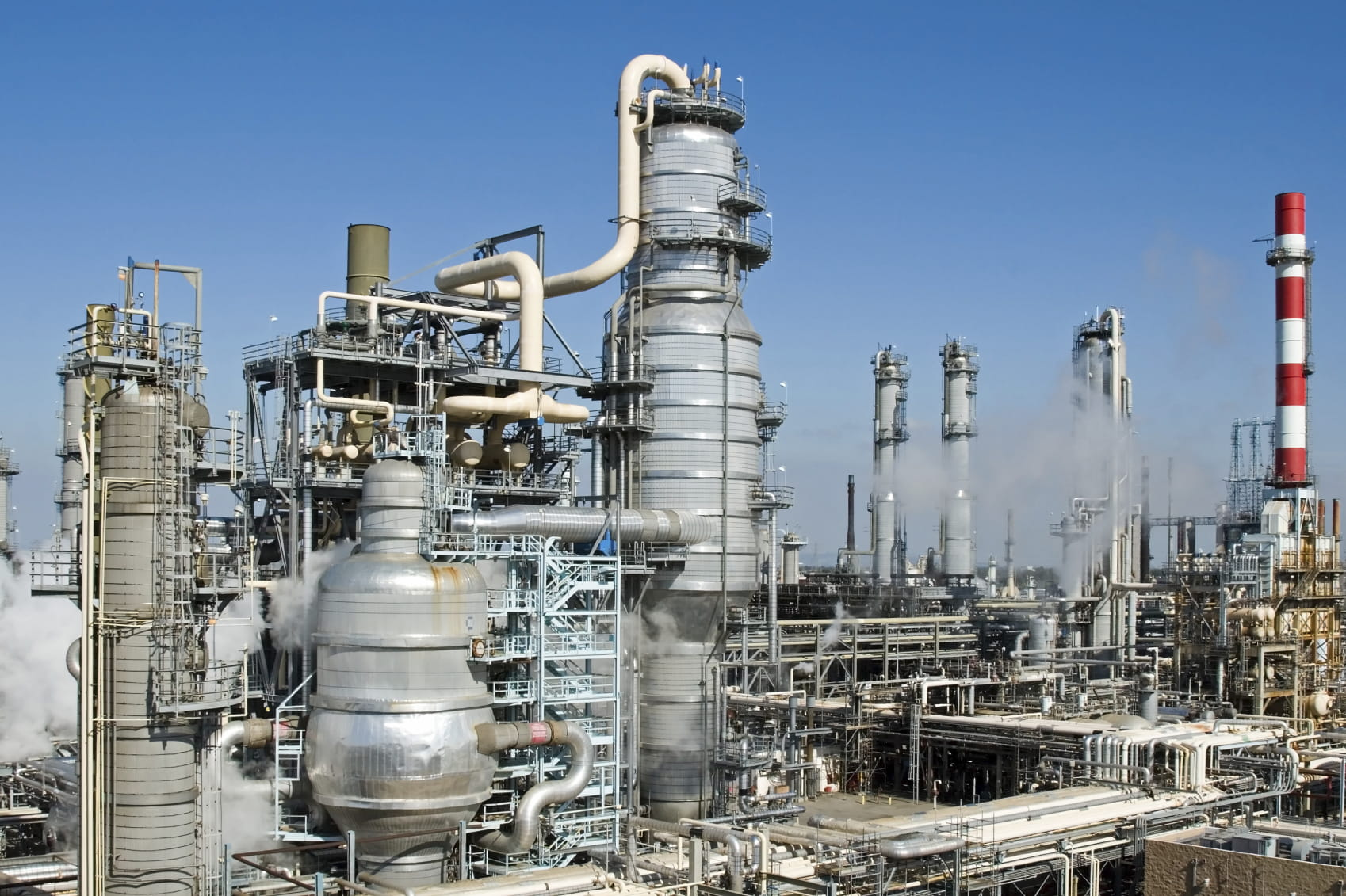 Petrochemical Facility