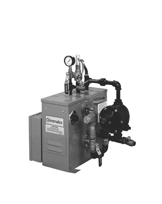 Electric Steam and Hot Water Boilers / CMB / Compact Steam Boiler