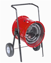 Industrial Heaters & Systems / Comfort Air Heaters