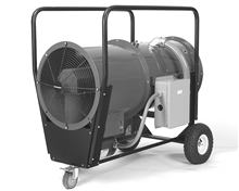 Process Air Heaters / Forced Air Heaters