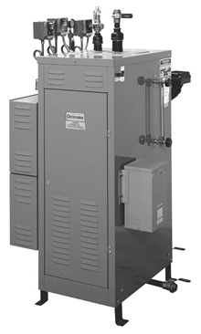 Boilers and Steam Generators / Electric Steam and Hot Water Boilers