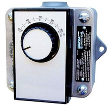 Electromechanical Controls and Thermostats / Thermostats